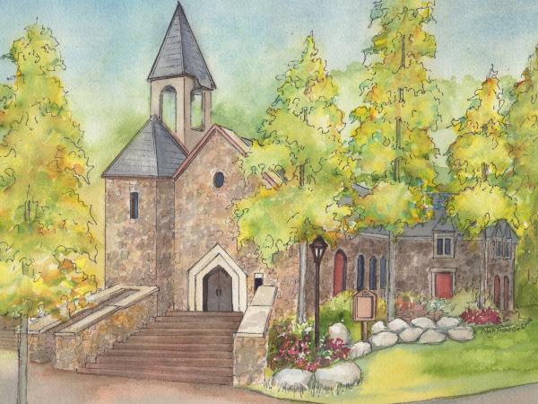 Portrait of Chapel at Beaver Creek